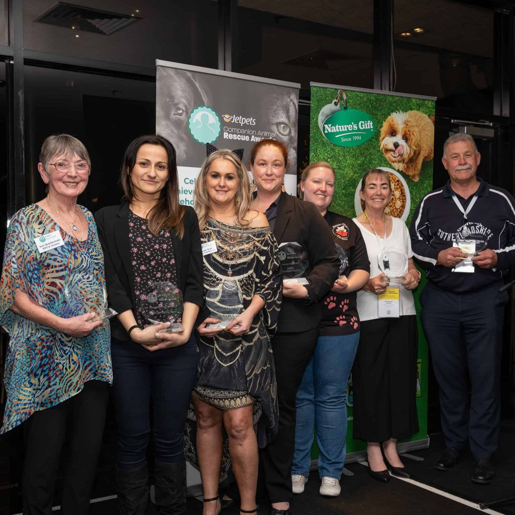 jetpets cara awards winners